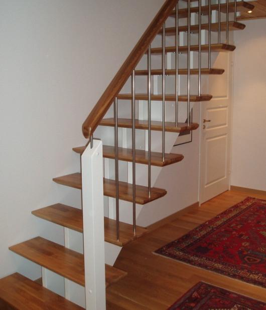Vacker trappa från Atab trappan
