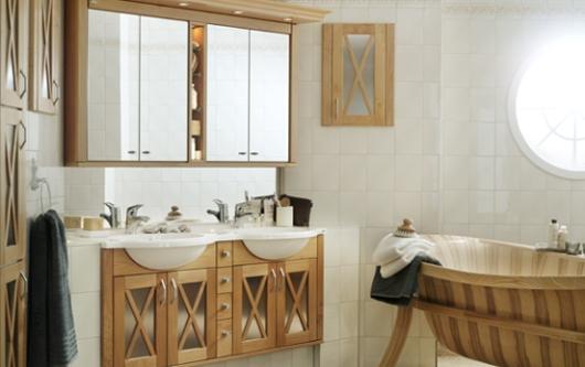 Badrummet kommer från Björbo badrum och heter X Al