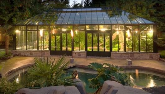 Vinterträdgård & Orangeri från garden Greenhouse