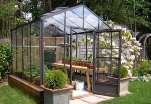 Vinterträdgårdar & Orangeri från garden Greenhouse