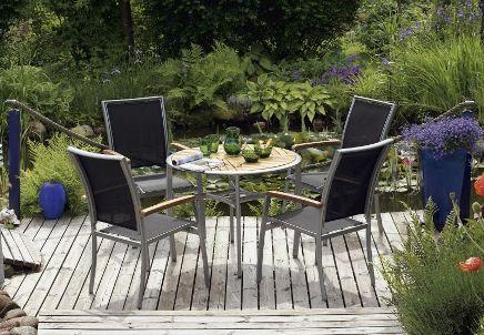 Möblerna kommer från Harbo och heter Oakmont