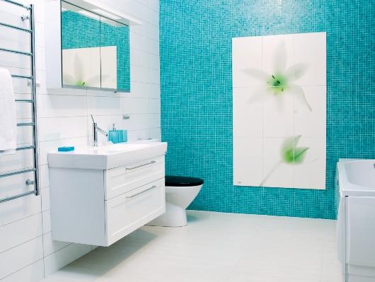 målarfärg till badrumsgolv