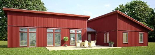 Villa från LB-hus