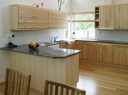 Köket kommer från Tibrokök