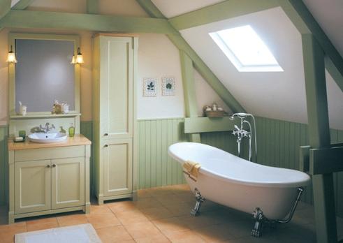 Badrummet kommer från Schmidt och heter Country style