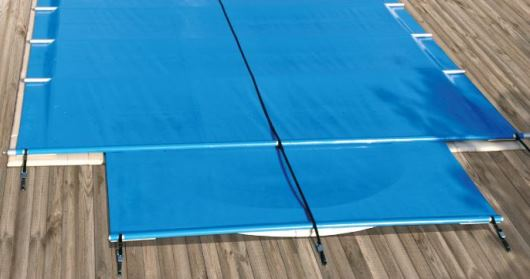 Poolöverdrag från Svenska Poolfabriken när du skall bygga ny pool