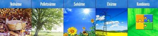 Kombinera dina värmekällor med Värmebaronen