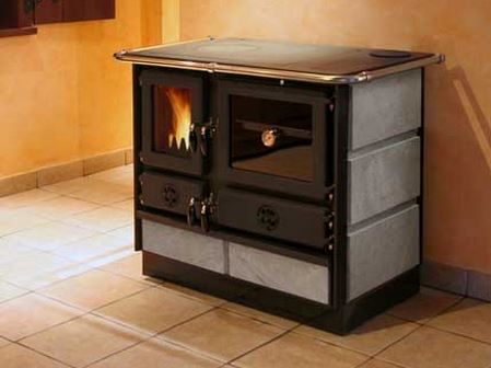 Vedspis MBS från Nordic heating