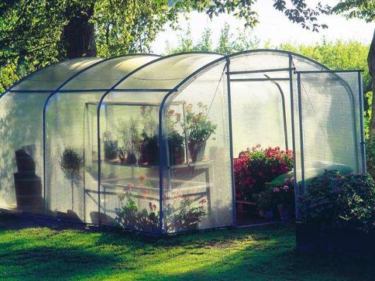 Bågväxthus från Classicum