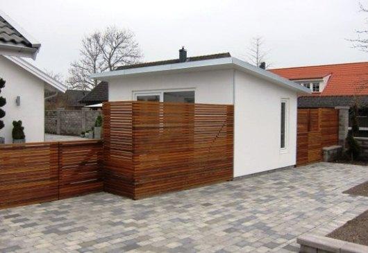 Läcker design på friggebod från Easyhouse