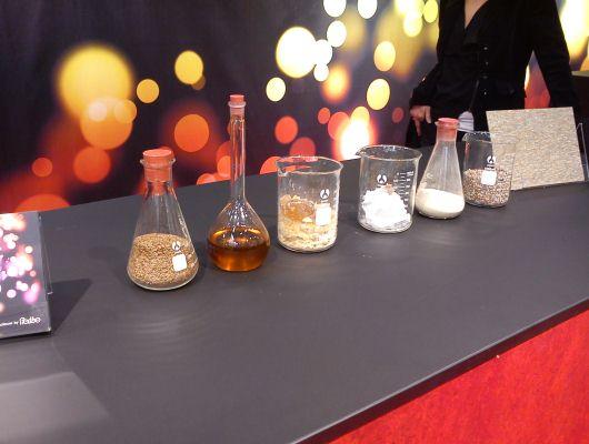 Ingredienser till Forbos Linoleumgolv