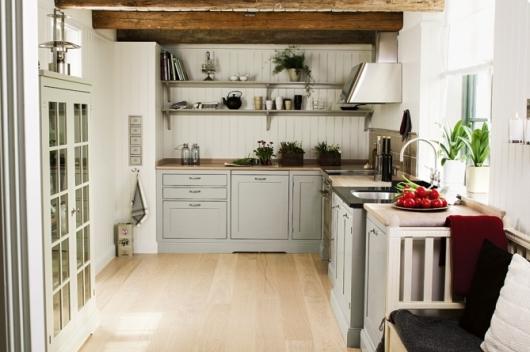 Kök från Kvänum modellen heter Dalby