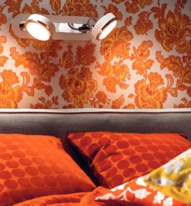 Sänglampa för två från Markslöjd