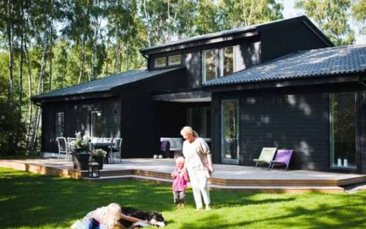 Läckert hus från Rörvikshus