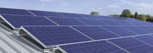 Solenergi från Nibe