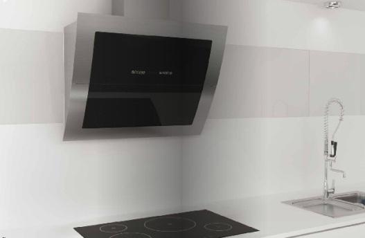 Väggmonterade köksfläktar från Thermex
