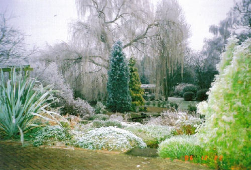 Bilden visar Tinkers Hollow i Yorkshire