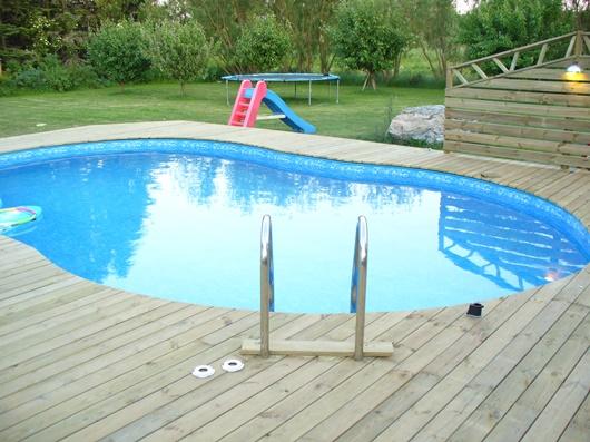 Ovanmarkspooler bygga ny pool